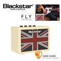 blackstar音箱►Blackstar Fly3 英倫限量版(英國國旗)黑星/單顆電吉他音箱(可當電腦喇叭/電池可攜帶)內建破音/Delay效果器