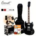 Comet SG 玩家級 電吉他全配備套餐【Comet電吉他專賣店】