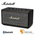 marshall 藍芽喇叭▻ Marshall Stanmore 喇叭/復古經典音箱(黑色/公司貨)藍牙喇叭 送英國倫敦吉他Pick組