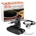 美國 Taylor 木吉他(GS-mini)ES-go專用拾音快拆系統