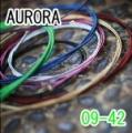 AURORA 美國進口綠色電吉他弦(09-42)【吉他弦專賣店/進口弦】