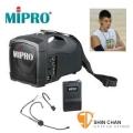 台灣製MIPRO MA-101 肩掛式無線喊話器+ MT-103a無線發射器 + MU-55HN 頭戴式麥克風 組(適用教學、社團、教會、幼稚園、活動)