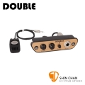 DOUBLE CJ01 木箱鼓專用拾音器 麥克風收音 隨裝即用 免鑽孔 Pick-up【CJ-01】