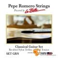 Pepe Romero Strings 高張力 古典吉他弦 型號: SET GRN 美製/古典弦【La Bella】