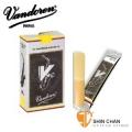 Vandoren 竹片 V12 銀盒 中音薩克斯風 2號半 2.5 竹片(10片/盒)Alto Sax【型號:SR6125】