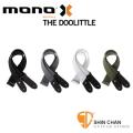 mono背帶►美國MONO 極簡美學 Doolittle 吉他背帶/貝斯背帶 純綿+強化材料-製造 GS1-DLT