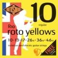 ROTOSOUND R10 鍍鎳弦電吉他弦(10-46)【英國製/電吉他弦/R-10】