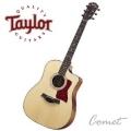 Taylor吉他►美國 Taylor 110CE民謠木吉他【Taylor木吉他專賣店/吉他品牌/110CE】