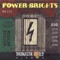 Thomastik Infeld奧地利手工電吉他弦 Power-Bright 系列: PB110 (10-45)電吉他弦【進口弦專賣店/PB-110/手工弦】