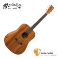martin吉他 ► MARTIN DXK2AE 可插電民謠吉他【墨西哥製造/電木吉他】
