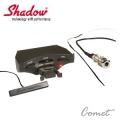 德國Shadow 頂級隱藏式雙拾音系統(可收打扳)(SH Sonic Doubleplay)