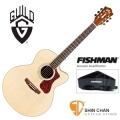 Guild吉他> 美國經典品牌 Guild F-150CE 可插電切角全單板吉他/Jumbo琴身/Fishman拾音器(雲杉面板/印度玫瑰木側背板)附Guild原廠吉他袋/軟硬盒
