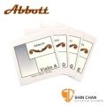 Abbott Violin 小提琴鋼弦(球) 套弦 1/2與1/4可選【一組/4條】