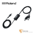 MIDI USB►Roland UM-ONE MK2 訊號傳輸線 (MIDI 轉 USB)