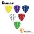 pick ▻ Ibanez ANL141 透明標準型彈片 (六片組) 厚度有0.75/1.0可選