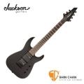 jackson吉他 ► Jackson JS22-7 DINKY 7弦電吉他 附琴袋、背帶、導線、琴布、Pick X 2【JS-227/雙雙拾音器】