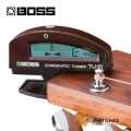 BOSS TU-10 夾式冷光調音器(耐用機身)金屬棕【TU10】 吉他調音器/烏克麗麗調音器/貝斯調音器/全自動調音器 適所有樂器使用
