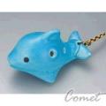 四孔陶笛 海豚造型 (ZK1-6) 內附簡易指法表 【4孔陶笛】
