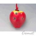 四孔陶笛 蘋果 (ZK0-5) 內附簡易指法表 【4孔陶笛】