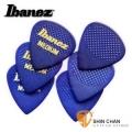 吉他彈片 ► Ibanez (BPA16MR) 藍色防滑 六片組Pick 彈片