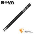 ViC FiRTH NOVA N5AB 美製 黑色 爵士鼓棒 5A