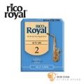 竹片►美國 RICO ROYAL 中音 薩克斯風竹片 2號 Alto Sax (10片/盒)