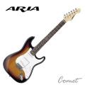 日本專業品牌 Aria STG-003 小搖座電吉他【Aria吉他專賣店/STG003】