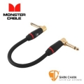 短導線 ▷ Monster Bass2-0.75DA  電貝斯 效果器專用短導線 22公分