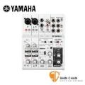 yamaha混音器> YAMAHA AG06 6軌USB多功能混音器【AG-06】