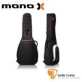mono吉他袋►美國MONO M80系列 Classical/OM 39吋-40吋古典吉他袋-軍事化防震防潑水等級(39吋古典-40吋OM民謠皆可用)M80 AC-BLK