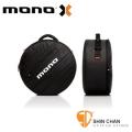 mono小鼓袋►美國MONO M80系列 小鼓袋 防潑水/可手提/肩背/附襯墊(M80-SN-BLK)軍鼓袋