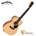 Sigma吉他 ► Sigma OMM-ST 單板民謠吉他 (OMMST/雲杉面單板/經典OM桶身) 附贈吉他袋【源自Martin製琴工藝】