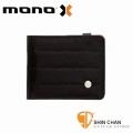 mono袋►美國MONO皮夾/短夾 CVL-DCW 黑色(BLK)