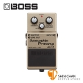 BOSS AD-2 木吉他 前級/DI 效果器【AD2/Acoustic Preamp】