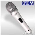 TEV TM-600 專業型 動圈式麥克風 附原廠麥克風線/適合唱歌/KTV/聚會/演講  TM600