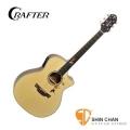 Crafter TB MAHO PLUS 單板可插電民謠吉他 內建調音功能 附原廠硬盒 韓國廠