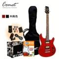 Comet 時尚級CRS27 電吉他全配備套餐【Comet吉他專賣店/CRS-27/吉他套餐】