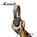 英國 Marshall Major II (棕色/咖啡)有線耳機/內建麥克風/公司貨 耳罩式耳機 送獨家英國倫敦吉他Pick組