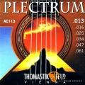 Thomastik Infeld 奧地利手工 民謠吉他弦 (Plectrum系列: AC113(13-61) 民謠吉他弦【進口弦專賣店/AC-113/手工弦】