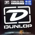 Dunlop DBS45125 美製 不鏽鋼 5弦電貝斯弦(45-125)【DBS-45125】