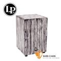LP 品牌 LPA1332-WS黑白線條-木箱鼓(Aspire系列) 泰國製【型號:LPA-1332-WS】(另贈送木箱鼓可雙肩背專用厚袋)