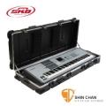電子琴硬盒 ► SKB 6118W 88鍵電子琴專用硬盒 附輪 墨西哥製【6118-W/ATA 88 Note Large Keyboard Case】