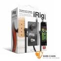 iRig Stomp踏板-電吉他貝斯腳踏板介面(iPhone/iPad/iPod touch)