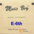 Music Boy 古典吉他 第六弦