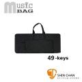 49鍵電子琴攜行厚袋 (可肩背可手提) 【Yamaha/Casio 49鍵電子琴袋 /49k-in】