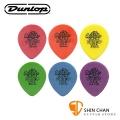 Dunlop 413R Pick 彈片(六片組)【Dunlop專賣店/Tortex Tear Drop】