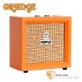 Orange CR3 小橘子 3瓦 迷你吉他音箱 / 電吉他音箱(附效果器)可攜帶使用9v電池
