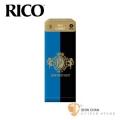 竹片►美國 RICO Grand Concert Select 低音 豎笛/黑管 竹片 3號 Bass Clarinet (5片/盒)【藍黑包裝】