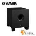 YAMAHA HS10WTT 8吋主動式超低音喇叭 原廠公司貨 原廠一年保固