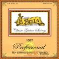 La Bella 10BT 巴洛克10弦古典吉他專用弦 【十弦古典吉他專用弦/演奏專用弦/10-BT】